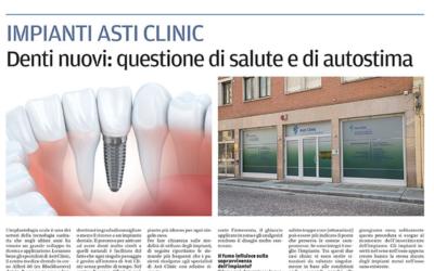 Denti nuovi: questione di salute e di autostima
