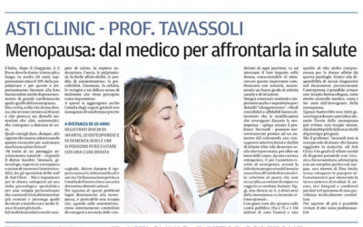 Menopausa: dal medico per affrontarla in salute