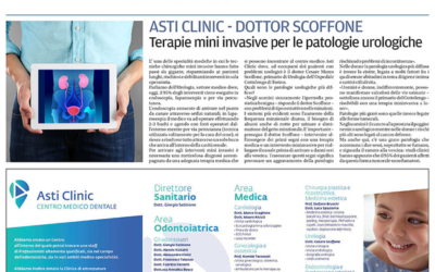 Terapie mini invasive per le patologie urologiche