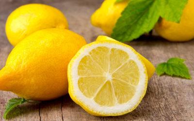 Il potere terapeutico del limone